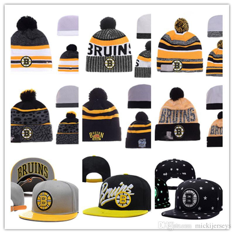 6d79b8c7bc1 ... australia boston bruins snapback caps adjustable hat black white red  grey boston bruins knit hat hockey