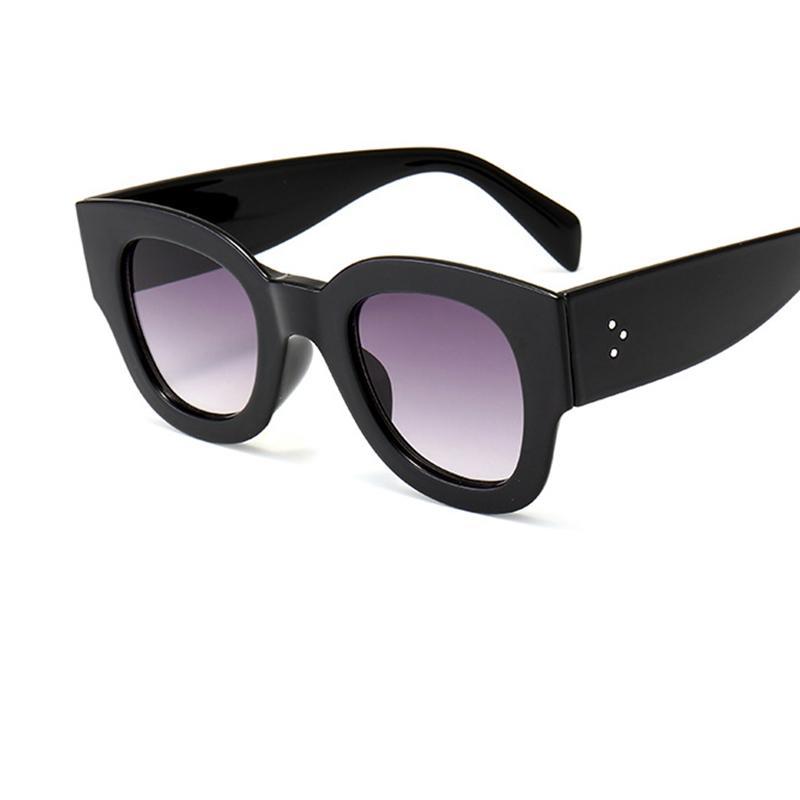 Großhandel 2018 Katzenauge Sonnenbrille Frauen Marke Designer Rosa ...