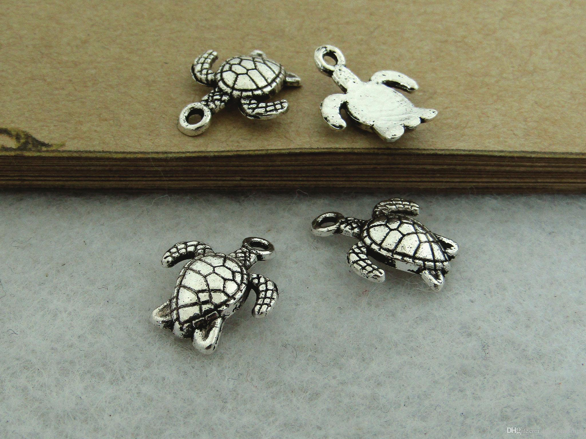 gold sea tortoise products turtle in pendant jewellery necklace dotoly shaped