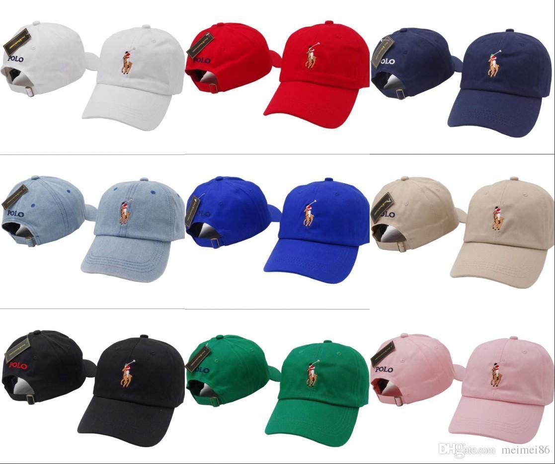 Hot New Fashion Polo Golf Hats Brand Hundreds Strap Back Cap Men Women Bone  Snapback Hat Adjustable Casquette Panel Golf Sports Baseball Cap Kangol  Baseball ... 0ac5e952f5d