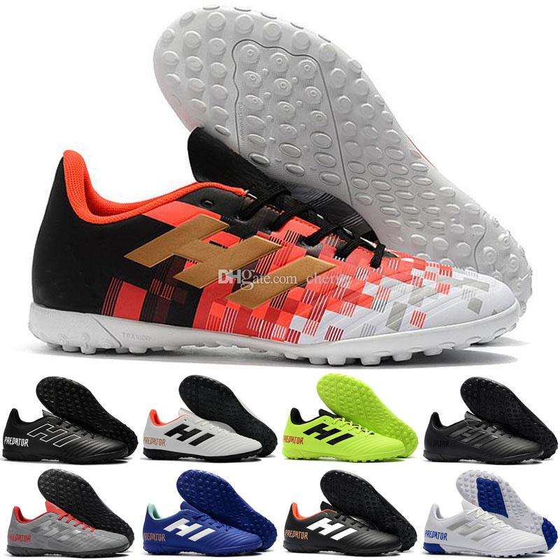 55a983d25 New Arrival Mens Predator Tango 18.4 18 IN TF Turf Cleats Indoor ...