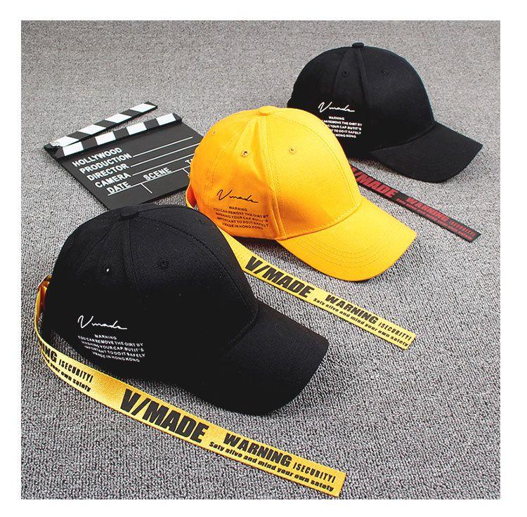 8f8a55ba6e2 Baseball Cap Long Strap Belt Snapback Hats For Men Women Brand Hip Hop Cap  Dad Caps Summmer Visor Curled Peak Hip Hop Cap UK 2019 From Aanyfeige