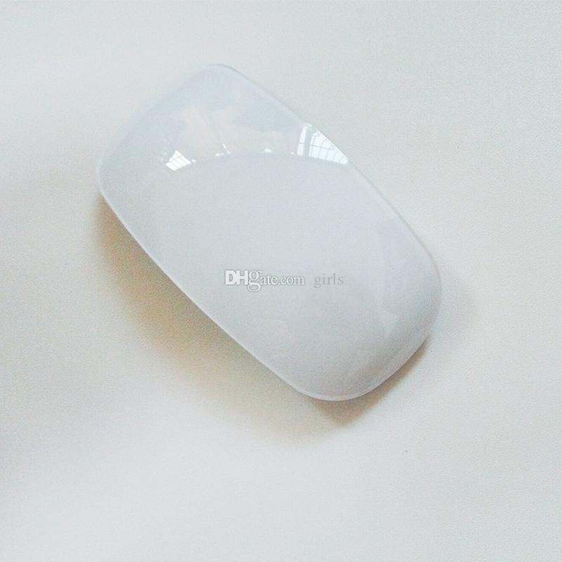 USB or Bluetooth Mouse Ultra Thin 2.4G Mini Wireless Touching Mice Touch Magic Mouse Receiver For Apple and Others With Retail Package