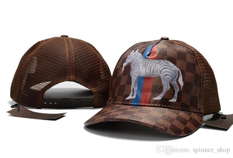 2019 Hot Mesh Visor Hats For Summer High Quality Kids Men Women Baseball Cap  Adjustable Fashion Design Dad Golf Hat Curved Snapback Caps Sun Hat From ... fdcf7c6c4d