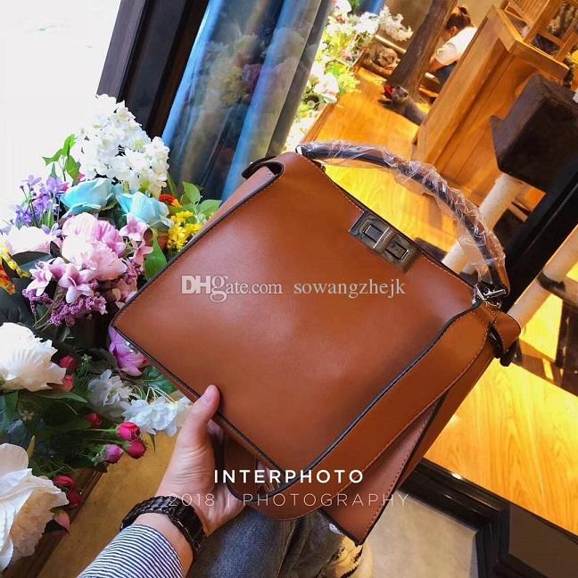 Nuovo arrvial Famous Famous designer borse di alta qualità delle donne borsa a tracolla borsa bolsas femminina 30cm frizione marca tote