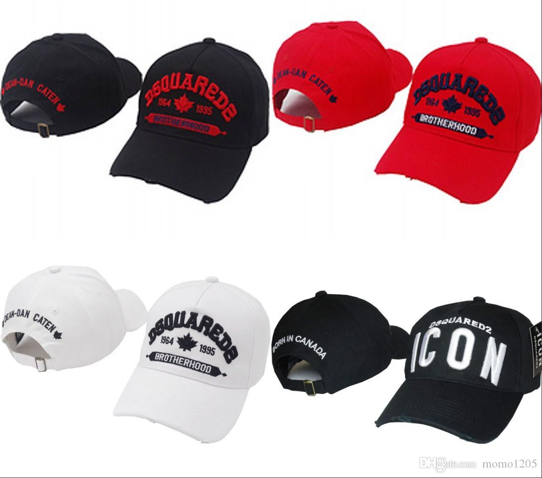 8f91f5d27d7 Baseball Cap 100% Cotton Luxury Caps Icon Embroidery Hats for Men 6 ...