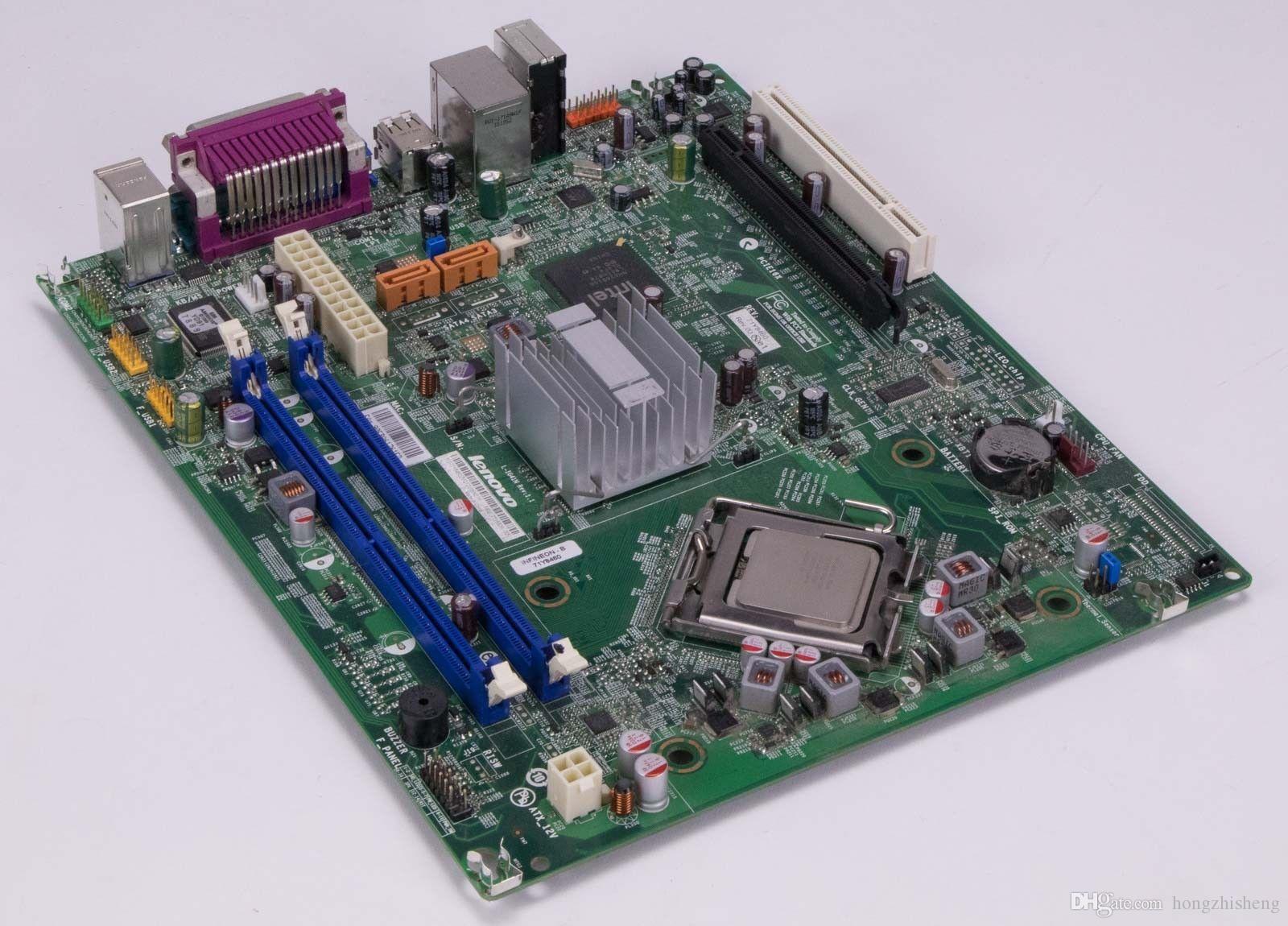 Хорошее качество CHUANGYISU для оригинальной материнской платы A58, BTX G41, DDR3, L-IG41N, LGA 775,11013116, работает идеально