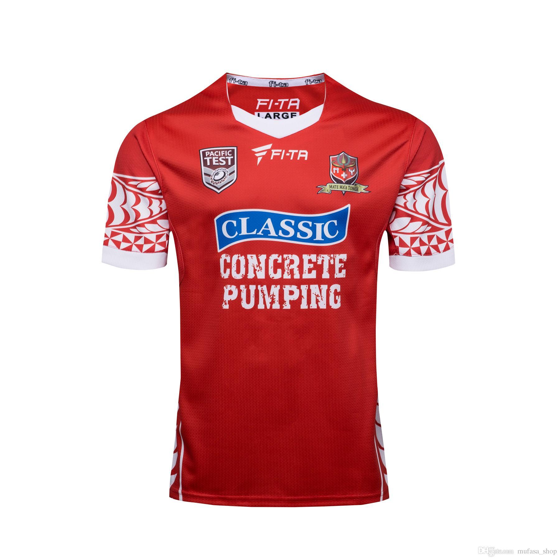 c0eccec8409 2019 Tonga Jersey 2017 Rugby Shirt TONGA Rugby Jerseys League Shirts From  Mufasa shop