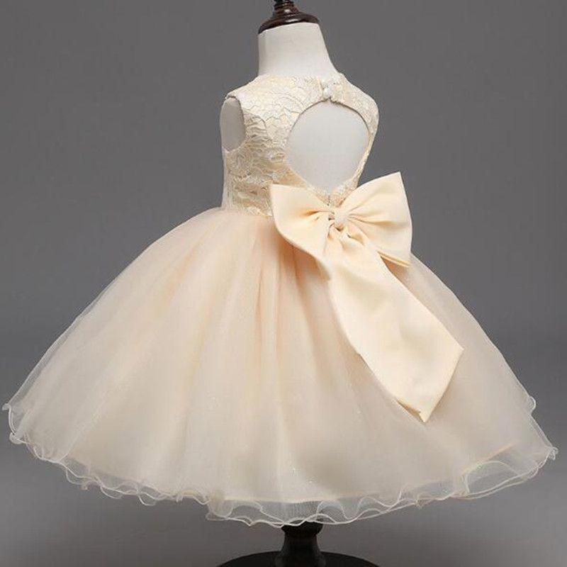 5f5a8b4e9db3 2019 Luxury Baby Girls Princess Dresses Clothes Girls Show Skirt Girl Dance  Costume Children Flower Girls Clothing Ball Gown 3 9Y LF017 From Jacyfengwu