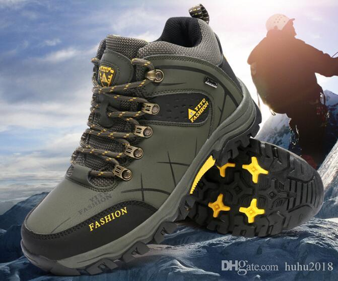 ... uk cheap sale New Brand Hiking Shoes Men Spring Hiking Boots Mountain  Climbing Shoes Outdoor Sport. adidas womens ... ed15a4a999