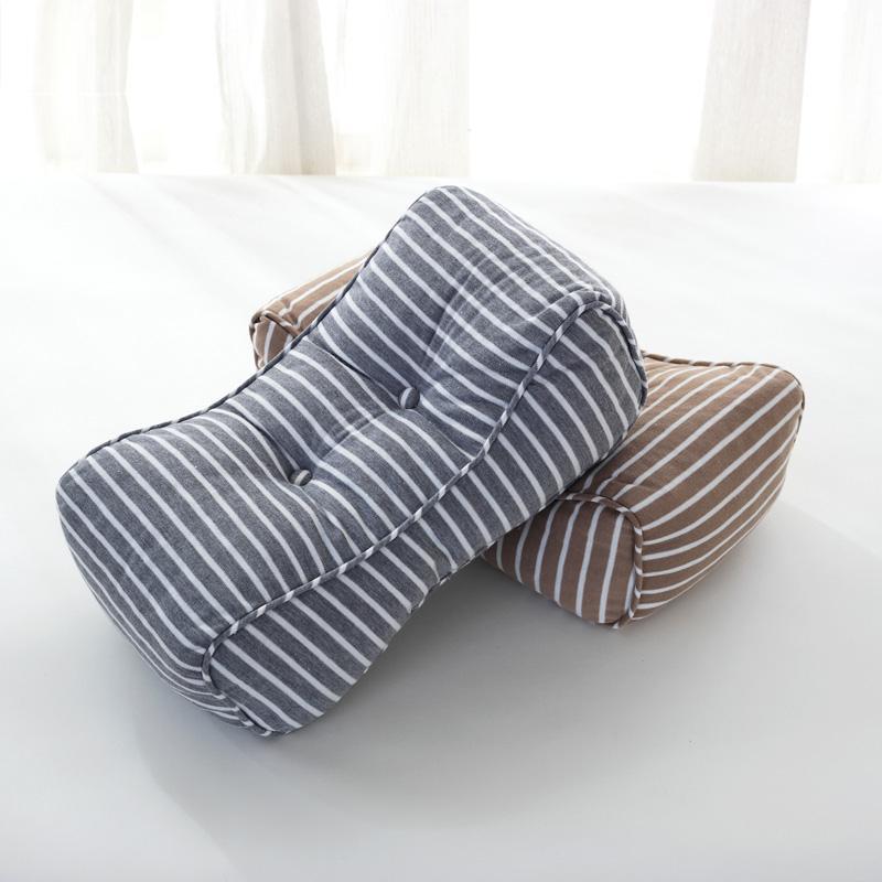 Multiuse Floor Chair Seat Cushion Rectangle Thick Waist Brace