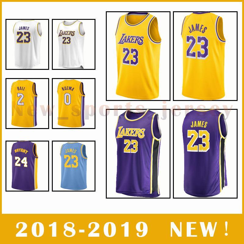 2a29b304b412 23 LeBron James Los Angeles Laker 24 Kobe Bryant 2 Lonzo Ball 0 Kyle ...