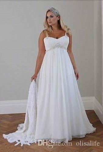 compre tallas grandes vestidos de novia largos y baratos cortos de