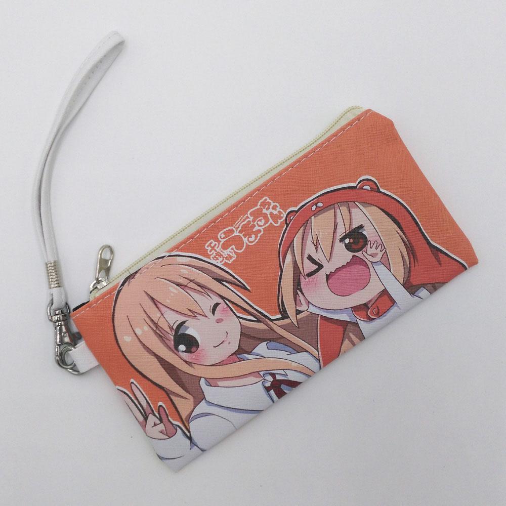 Grosshandel Anime Himouto Umaru Chan Doma Student Portable Pu Briefpapier Beutel Bleistift Tasche Kosmetik Fall Von Ladylove 2943 Auf DeDhgate