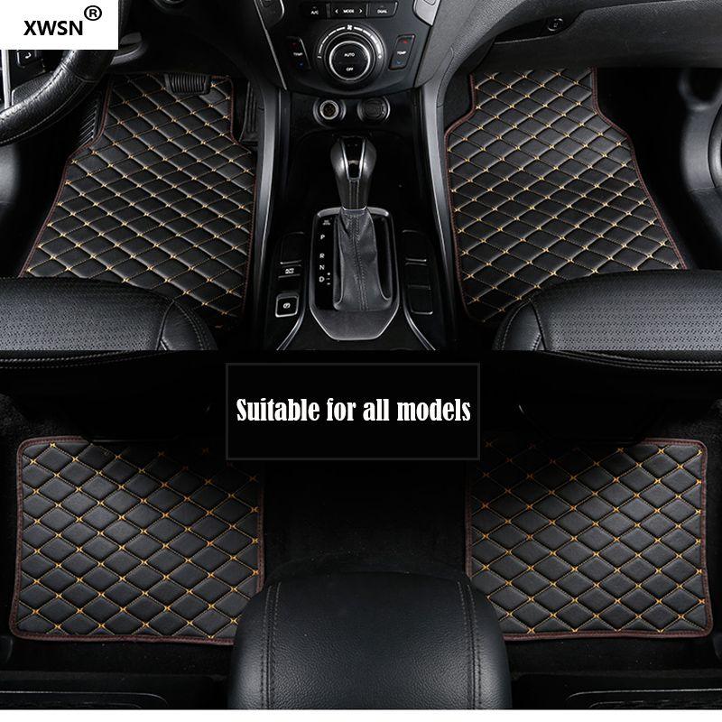 2018 Car Floor Mats For Toyota Corolla Kia Ceed Mazda Cx 5 Mitsubishi  Pajero Honda Accord Nissan Note Hyundai Solaris Mercedes Benz All Models  From Xwb520, ...
