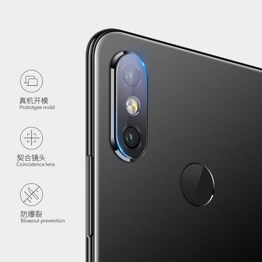 Newcamera Lens Protector Tempered Glass For Xiaomi Mi 8 Se Explore 6 Smile Redmi4x Clear A1 A2 5x 6x Redmi Pro Note 5 Global S2 Y2 Mix 2s Oneplus One Phone