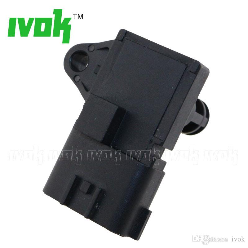 2019 100% Tested Intake Air Pressure Sensor MAP Sensor For Hyundai Map Air Sensor on idle air sensor, map of passat engine, mat air sensor,