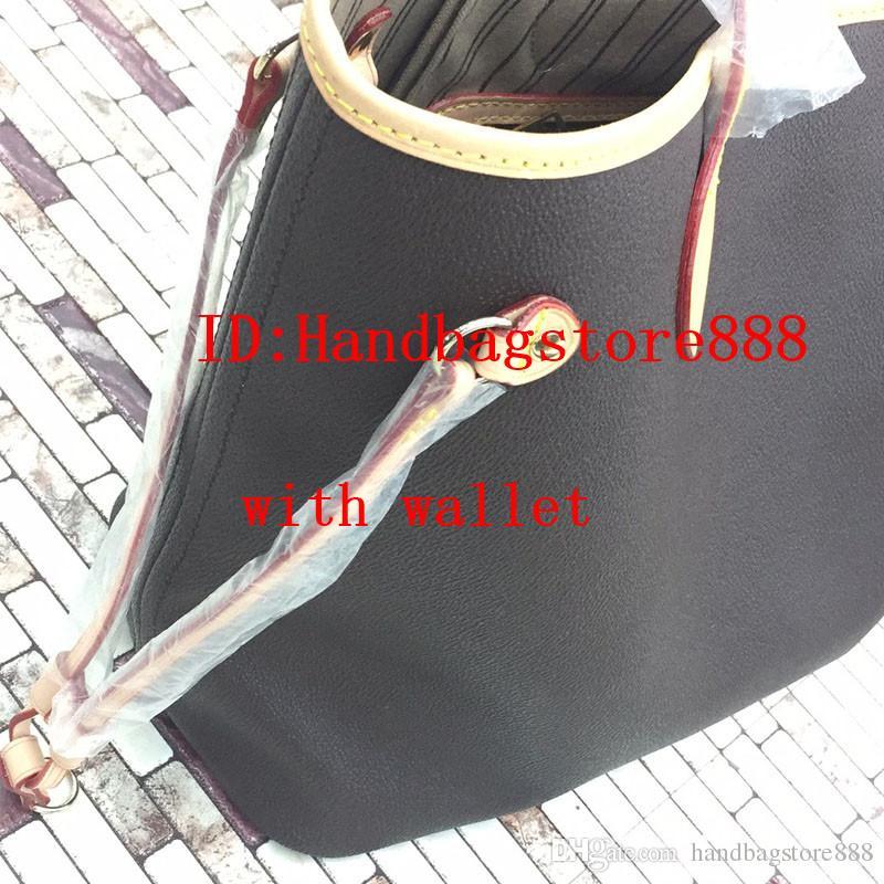 2 teile / satz hohe qulity klassische Designer frauen handtaschen blume damen verbund tote PU leder kupplung umhängetaschen weiblichen geldbeutel mit brieftasche