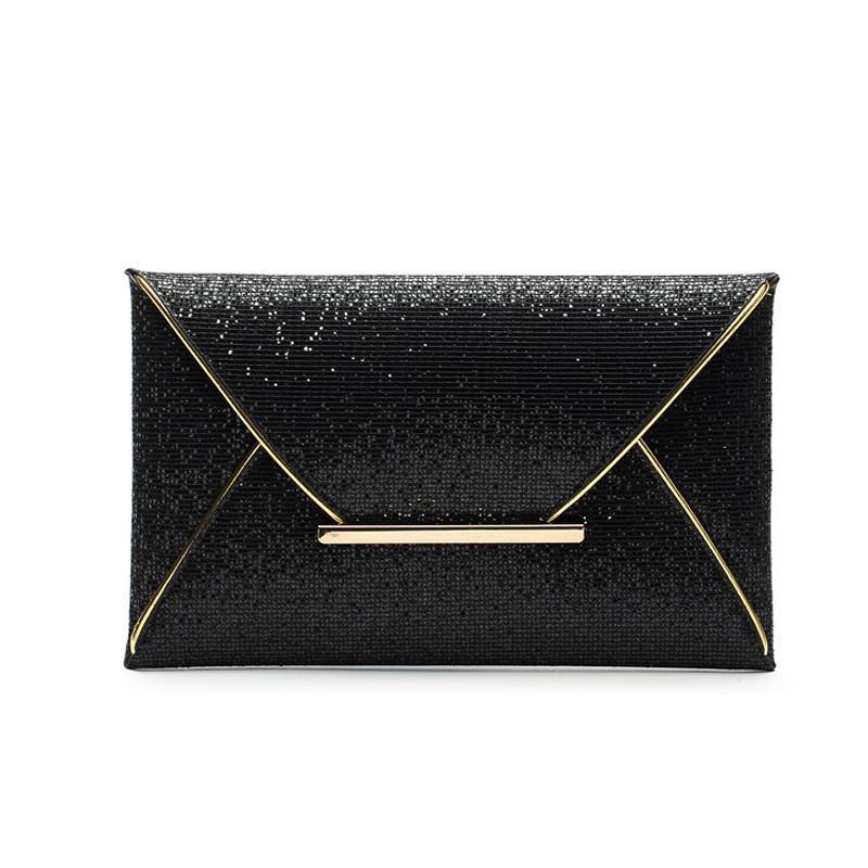 Mode Frauen Pailletten Clutch Bag Berühmte Marke Glitter Umschlag Tasche Retro Abendgesellschaft Mini Handtaschen Casual Female Clutches Taschen Hosen