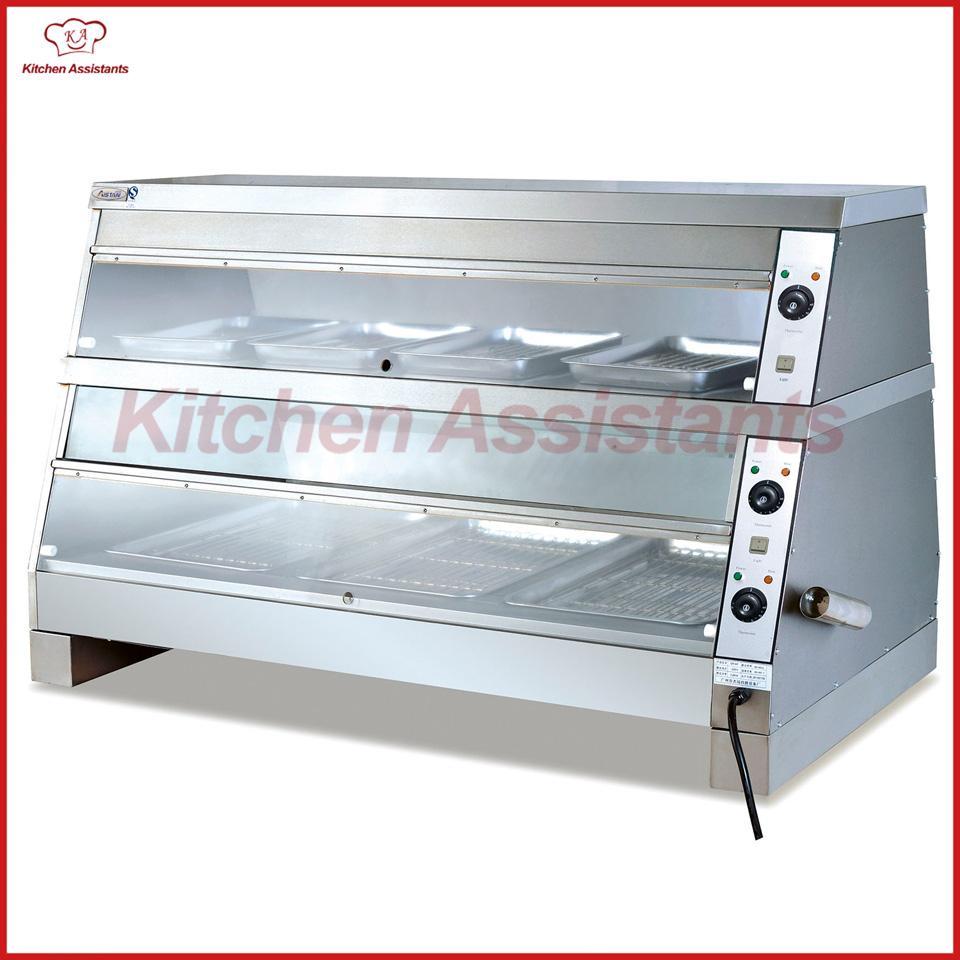 DH8P Western Kitchen Food Warmer Machine for Hotel Kitchen Display ...