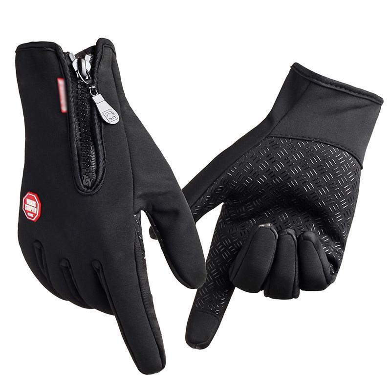 Ski & Snowboard Sport & Unterhaltung Frauen Männer Ski Handschuhe Snowboard Handschuhe Motorrad Reiten Winter Warm Touch Screen Schnee Skifahren Windstopper Handschuhe