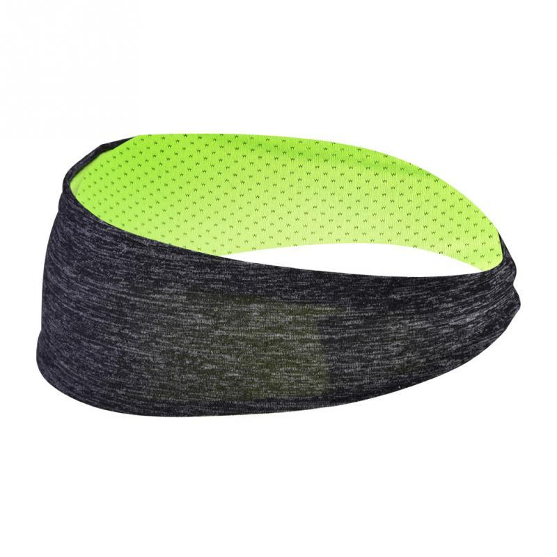 Women Sports Band Sweatband Head Yoga Running Headband Absorbing Sweat  Sports Long Hair Head Bands UK 2019 From Newhappyness a109bf21b0