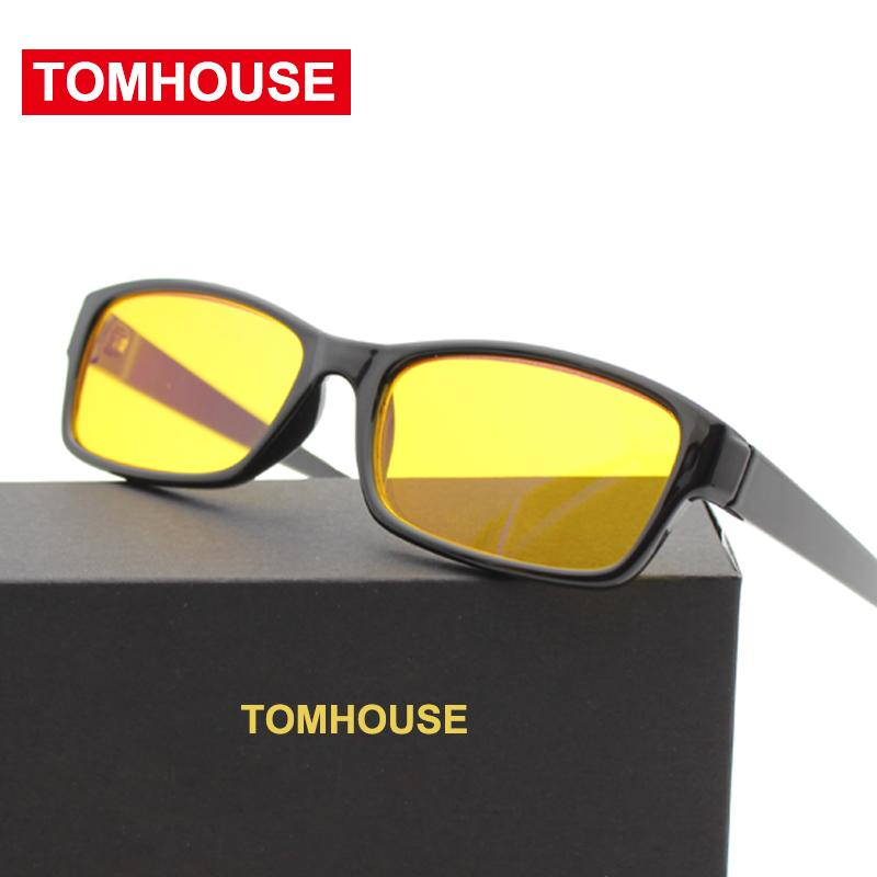 cfb7a8954a 2019 Anti Blue Rays Protection Computer Goggles Glasses Women Men Radiation  Resistant Gaming Glasses High Quality Yellow Lens UV400 From Fashionable16
