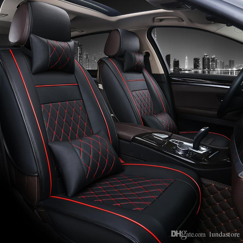 luxury pu leather car seat covers for ford mondeo focus fiesta edgeluxury pu leather car seat covers for ford mondeo focus fiesta edge explorer taurus s max car styling seat covers custom auto seat covers custom automotive