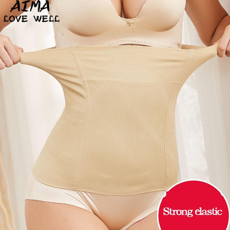 d4c74675168 2019 Women Waist Trainer Corset Cincher Steel Boned Seamless Tummy Control  Belt Shapewear Slimmimg Workout Body Shaper From Glass smoke