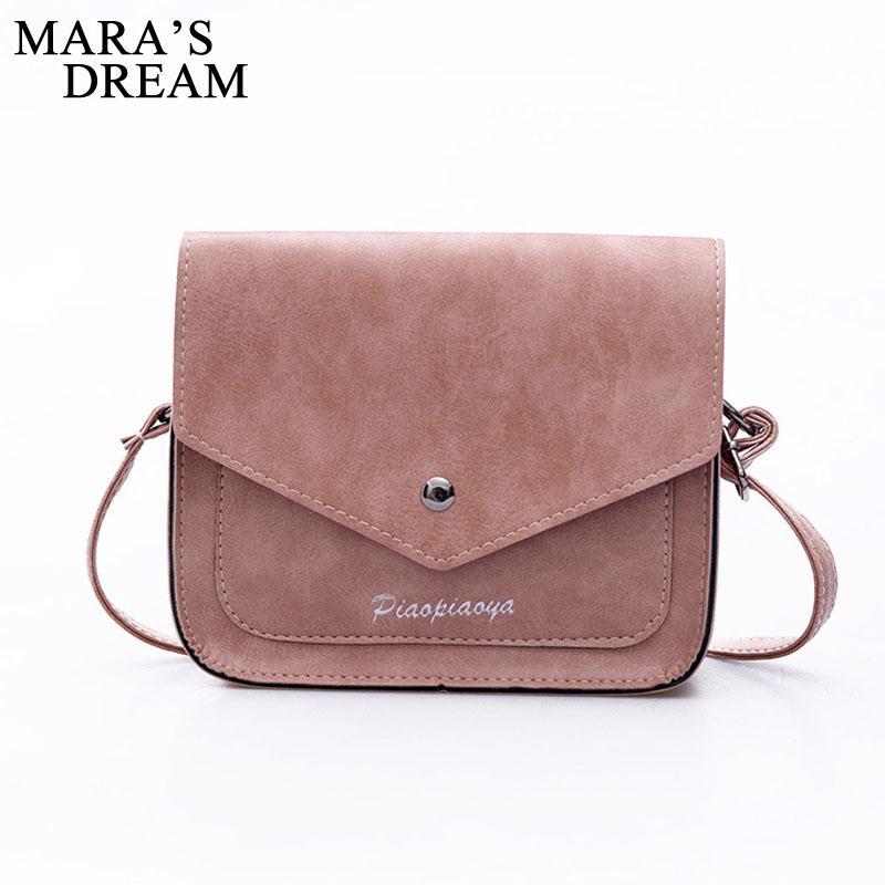 88a0d0dae6 Mara S Dream 2018 Vintage Solid Chains Flap Ladies Evening Bags Pu Leather  Hasp Women Mini Flap Shoulder Messenger Cossbody Bags Ladies Bags Backpack  Purse ...