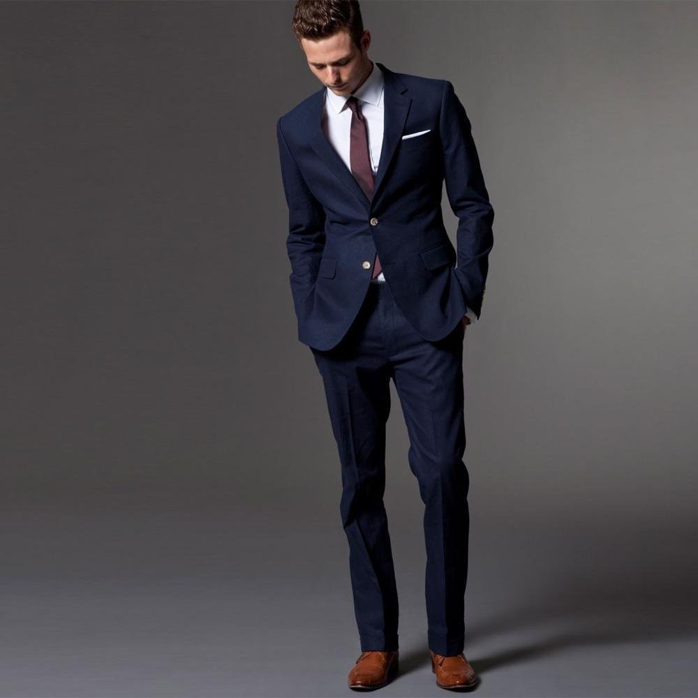 Anzüge Herrenanzüge 2017 Britischen Stil Herrenmode Wolle Anzug Männer Freizeit Hohe Qualität Single Button Hochzeit Anzüge Neueste Mode jacke + Weste + Hosen
