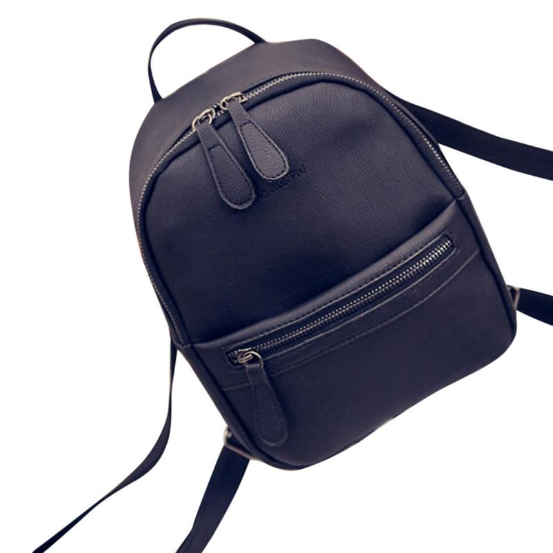 2017 Most Popular Women Girl Fashion Rucksack Shoulder Bookbags School Bag  Satchel Leather Backpack Female Women S Bags A7 Backpacks Bags From  Whataver, ... 5e2c3f98a0