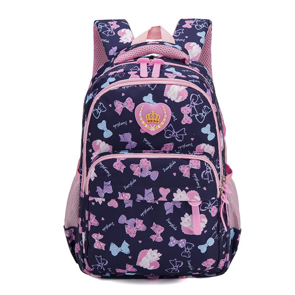 Waterproof Children School Bags For Girls Kids Cartoon Primary School  Backpacks Schoolbags Kids Infantil Zip Messenger Bags For Women Gym Bags  For Women ... c5665903a9bb3