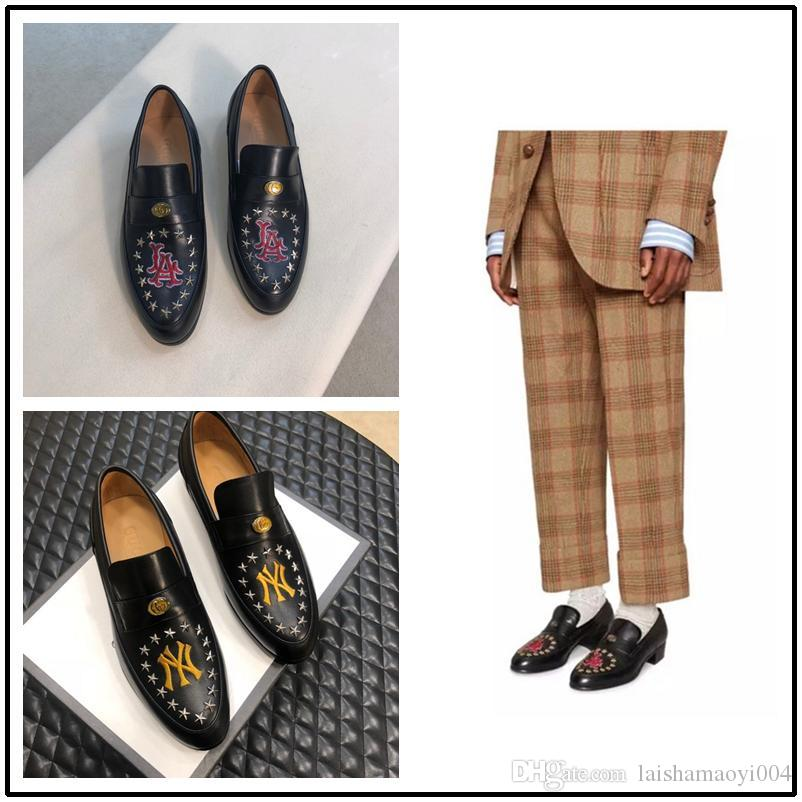 dc0e50111 Top Black Mens Womens Queen Shoe Beautiful Platform Casual Sneakers Luxury  Designers Shoes Leather Solid Colors Dress Shoe Size 38 45 Casual Shoes  Women ...