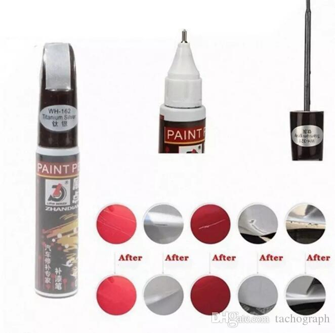 Reparaturfüller Sealer Pen Auto Autoreparaturstift Coat Touch Up Kratzerabdeckung Entfernen Reparatur Fix Klar Malerei Stift