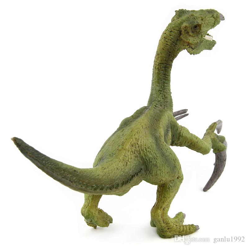 Classic Dinosaur Doll Jurassic World Party Simulation Therizinosaurus Model Boy Favor Learning Educational Toys For Animal 7 43pp YY