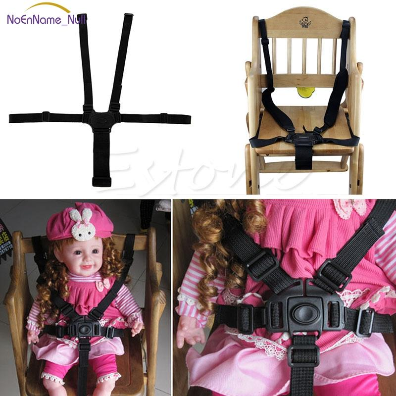 2019 Hot Selling 5 Point Baby Kid Harness Car Safety Seat Belt Strap