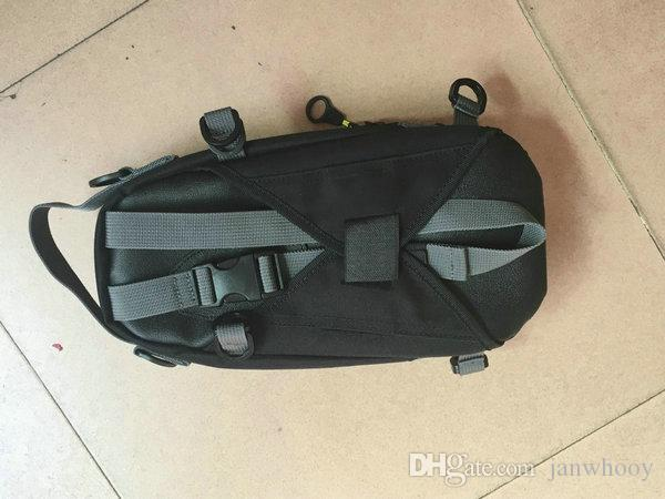GIVI دراجة نارية حقيبة الوقود الجديدة حقيبة الهاتف المحمول الملاحة متعددة الوظائف حزمة صغيرة خزان النفط المغناطيسي الأشرطة الثابتة