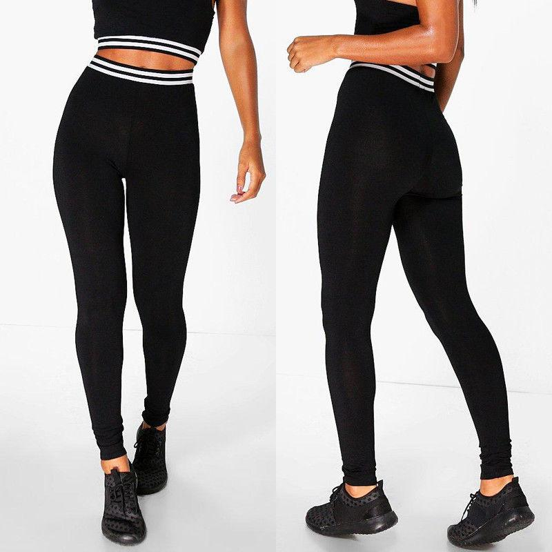 61928877b2 HIRIGIN 2017 Newest Women High Waist Fitness Leggings Active Long ...