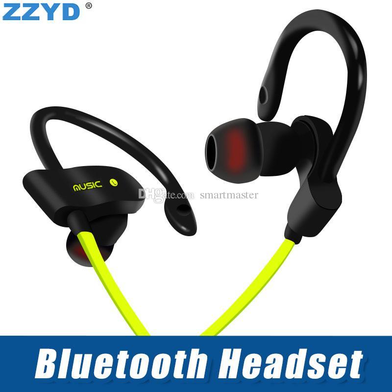 Auricolari Migliori ZZYD GZ01 B Cuffie Senza Fili Bluetooth Auricolare  Portatile Stereo Bass Sport Auricolari IPX 7 8 Samsung S8 Note 8 Qualsiasi  Telefono ... e0a37152c136