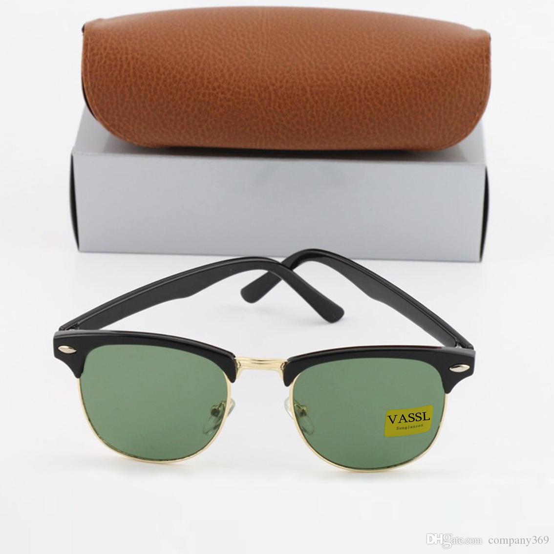 Großhandel 1 Stücke Klassische Designer Sonnenbrille Für Männer ...