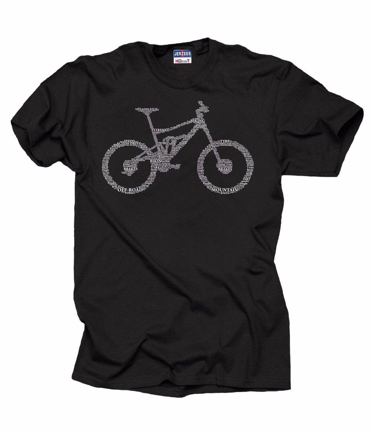 d9fcbe21 Bicycle Parts T Shirt BMX Fan Tee ShirtMens 2018 Fashion Brand T Shirt O  Neck 100%cotton T Shirt Tops Tee Custom Environmenta Create T Shirt Movie T  Shirts ...
