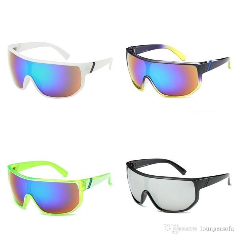 b1c5c99703c 2019 Sunglasses Riding Glasses Super Large Frame Wind Proof Sunglasses  Reflector Wind Proof Sand Wind Mirror Outdoor Sports 15fd Dd From  Loungersofa