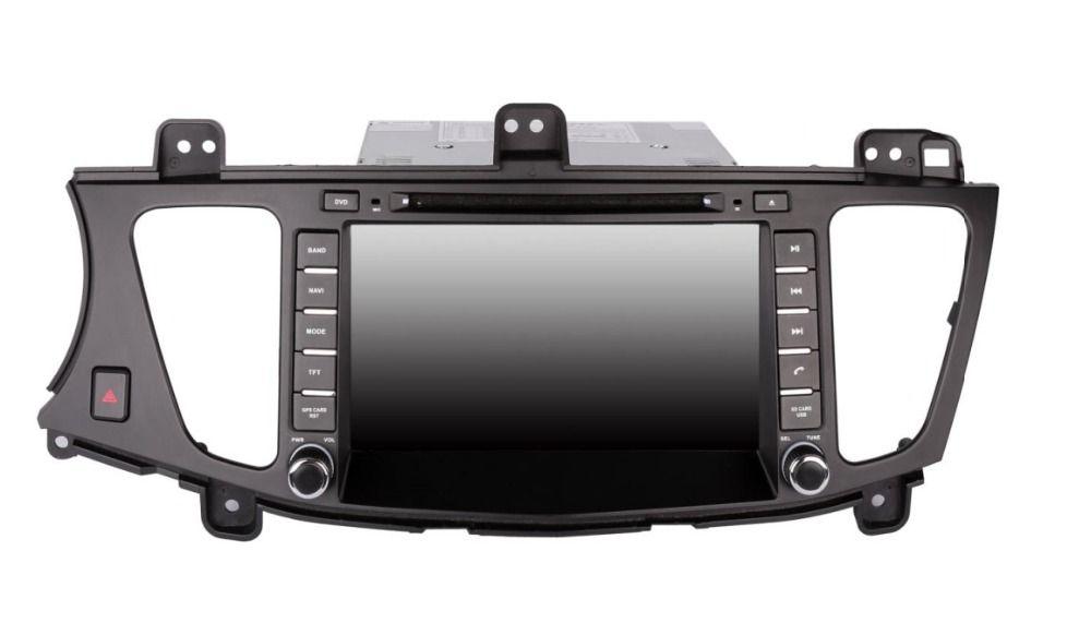 Android 7 1 8 0 Car DVD Player gps navigation radio headunit auto for Kia  K7 Cadenza 2009~2012 octa 8 core 4g RAM 32g rom
