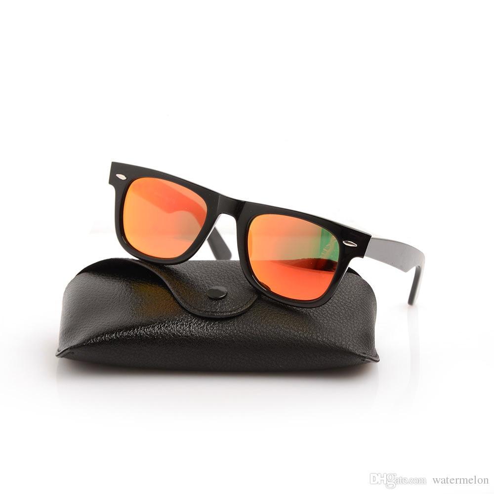 Compre Nuevo 2140 Gafas De Sol Para Mujer Gafas De Sol De Tablón De Alta  Calidad Película De Color Lente Gafas De Sol Lente De Cristal Gafas De Sol  Para ... ac06ccaab37b
