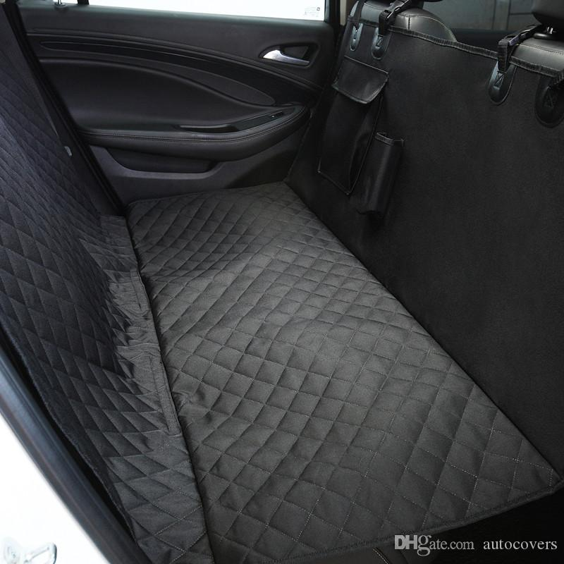 Awesome Pet Mat Car Seat Covers For Dog Safety Waterproof Hammock Blanket Cover Mat Car Interior Travel Accessories Oxford Rear Seats Nylon Mats Caraccident5 Cool Chair Designs And Ideas Caraccident5Info