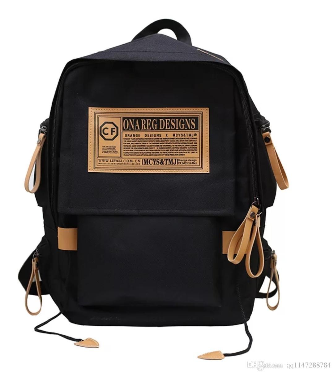 048249542859d Canvas koreanische Version Umhängetasche Freizeit große Kapazität  Reisetasche