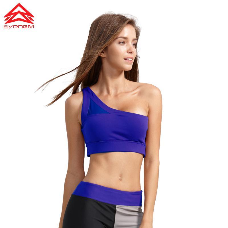4c1262c56a3c4 2019 SYPREM Sportswear Blue Black Red Sports Bra .DHL Linknot Handled By  Aliexpress
