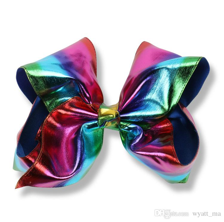Honest Red Childrens Hair Clips Kids Bows Girls' Accessories Kids' Clothes, Shoes & Accs.