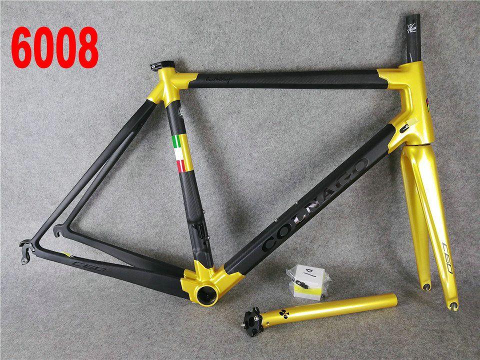 2020 Colnago C60 C64 camino del carbón cuadro de la bicicleta marco de la bici de marcos de fibra de carbono de bicicletas de carbono diferente